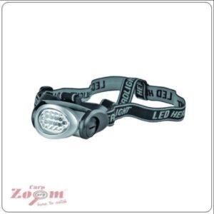 Carp Zoom Φακός Κεφαλής 8+2 LED