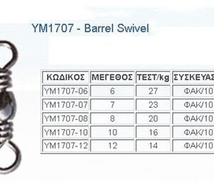 TOP ONE Barrel Swivel