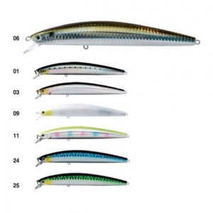 Daiwa Salt Pro Minnow Floating