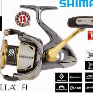SHIMANO STELLA FI 2500/4000
