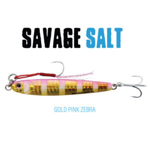 SAVAGE GEAR 3D SLIM MINNOW JIG