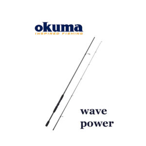 Okuma Wave Power Spinning