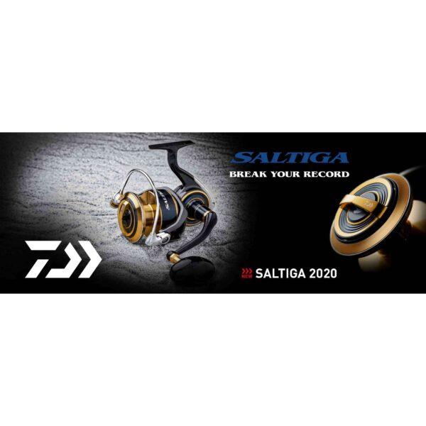DAIWA SALTIGA 2020 8000H