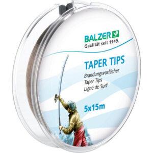 Balzer Taper Tips Shock Leader