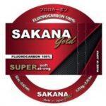 Sakana Gold New 100% Fluorocarbon